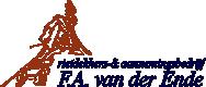 Rietdekkers- & aannemingsbedrijf F.A. van der Ende